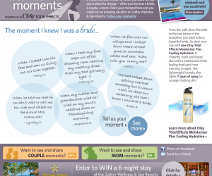 "Olay and Pantene ""New Me Moments"" Sweepstakes"