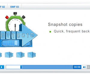 NetApp SWF Player