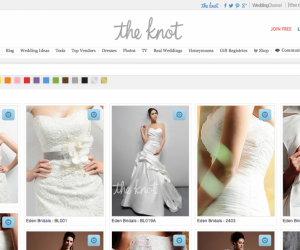 The Knot Image Search BETA